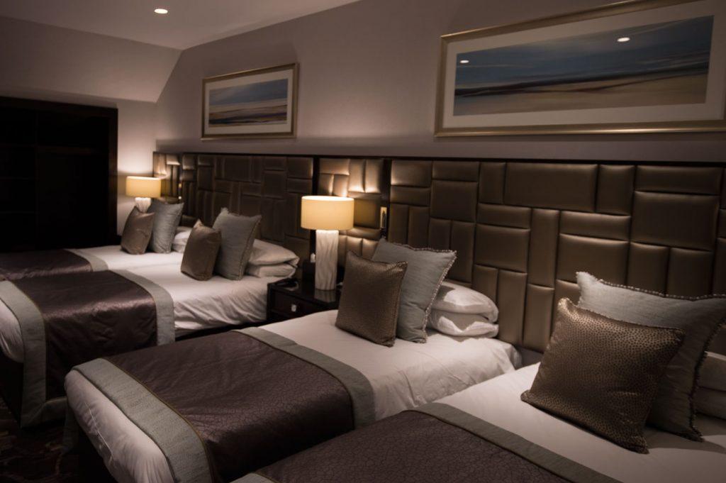 Luxury Accommodation Seamill Hydro Ayrshire