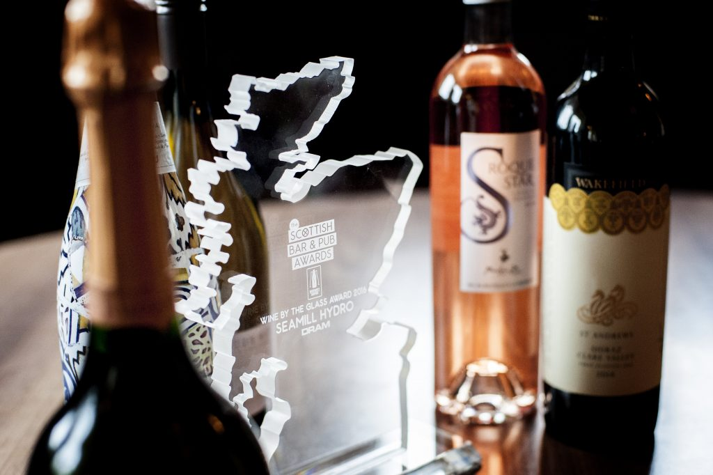 Wines and Award