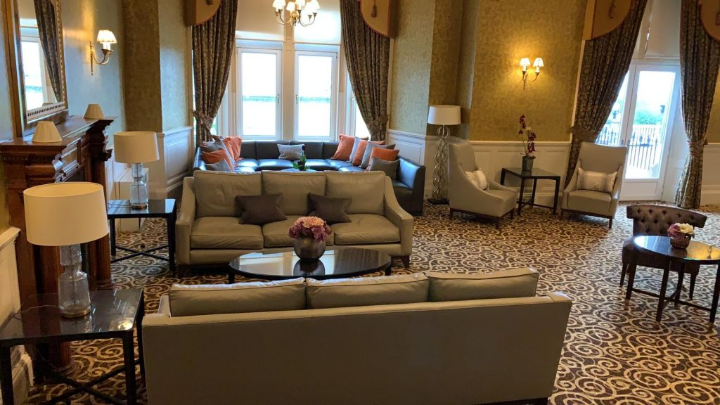 Enjoy our relaxed informal setting for teas and coffee